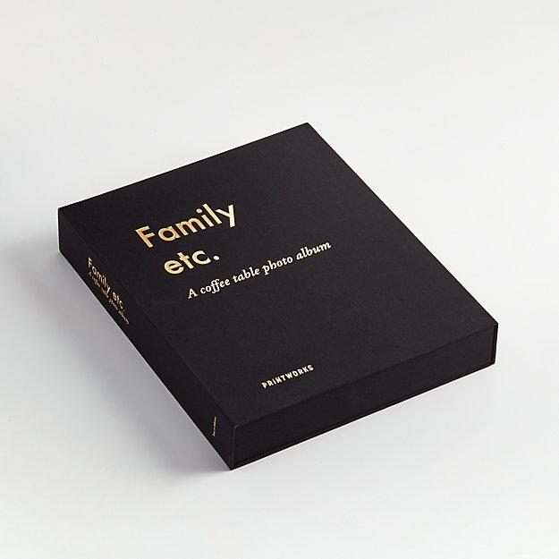 Family Etc. Photo Album Book - Image 1 of 6