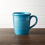 Farmhouse Aqua Mug