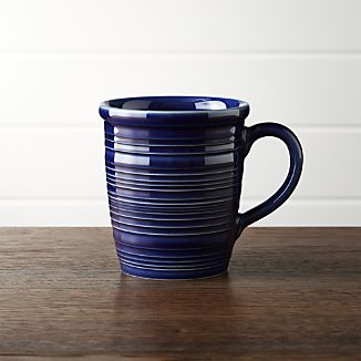 Farmhouse Blue Mug