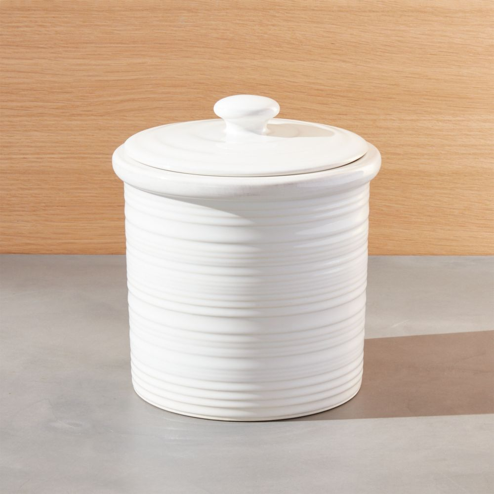 Online Designer Kitchen Farmhouse Small Canister