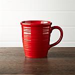 Farmhouse Red Mug