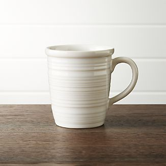 Farmhouse White Mug