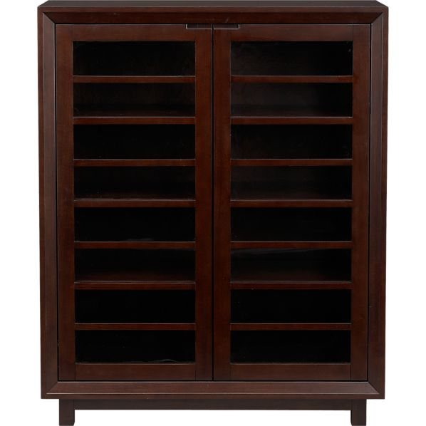 Farrow 2-Door Glass Cabinet