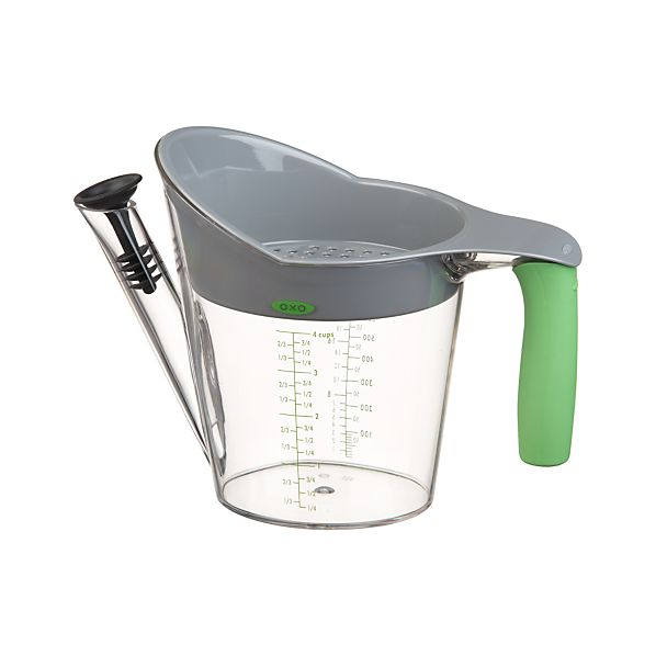 OXO ® Green Fat Separator