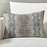Fazzani Silk Pillow with Feather-Down Insert 22 x15