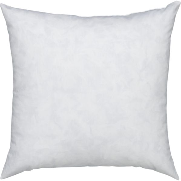 "Feather-Down 12"" Pillow Insert"