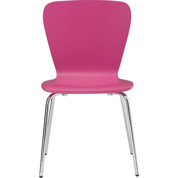 Felix Fuchsia Side Chair