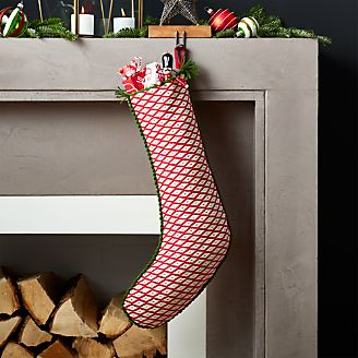 Christmas Decor Stockings Pillows Amp More Crate And Barrel