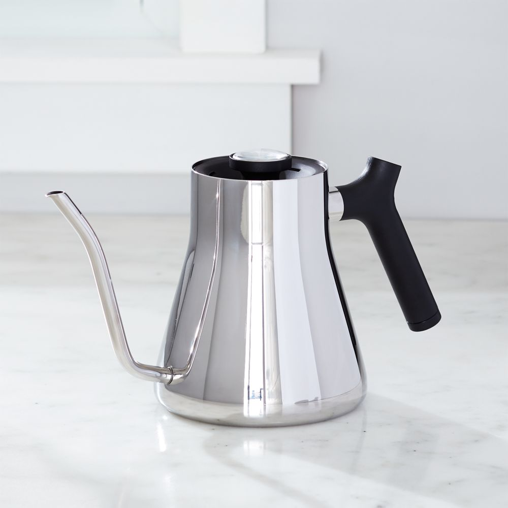 Fellow Stagg Gooseneck Stainless Steel Kettle - Crate and Barrel