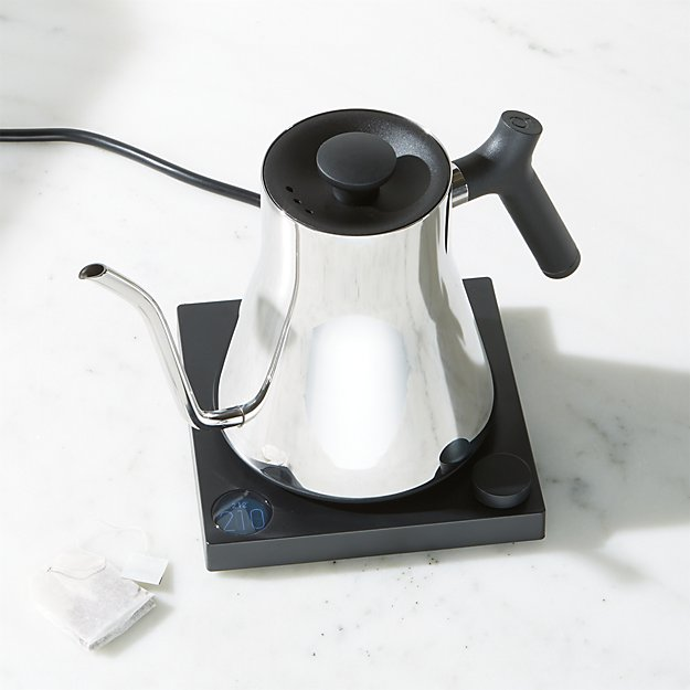 Fellow Stagg EKG Polished Steel Electric Pour-Over Kettle - Image 1 of 2
