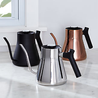 Fellow Stagg Gooseneck Matte Black Kettle