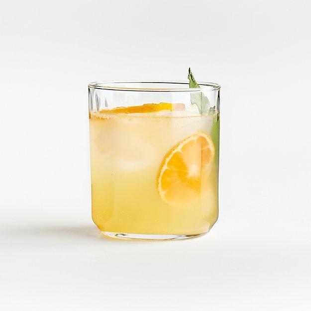 Felton Double Old-Fashioned Glass - Image 1 of 2
