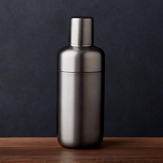 Fenton Graphite Cocktail Shaker - Image 1 of 8