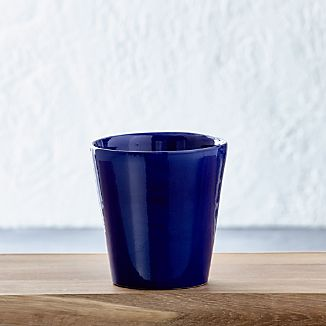 Festive Small Cobalt Planter