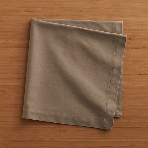 Fete Brindle Brown Cloth Napkin