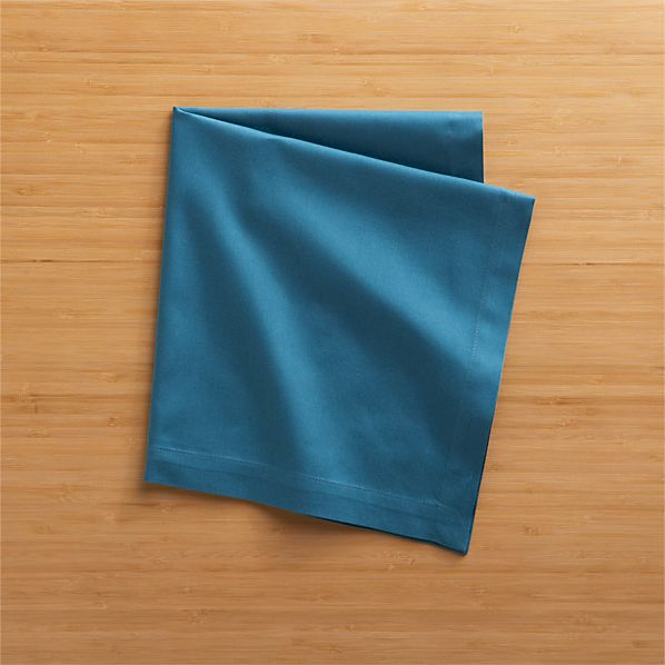 Fete Corsair Blue Cloth Napkin