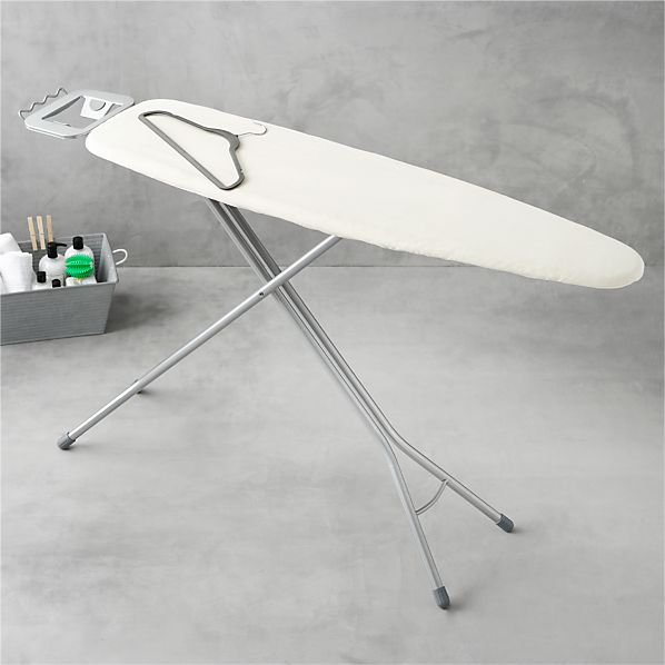 Fibertech ® Ironing Board with Natural Cover