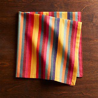 Fiesta Multi Stripe Napkin