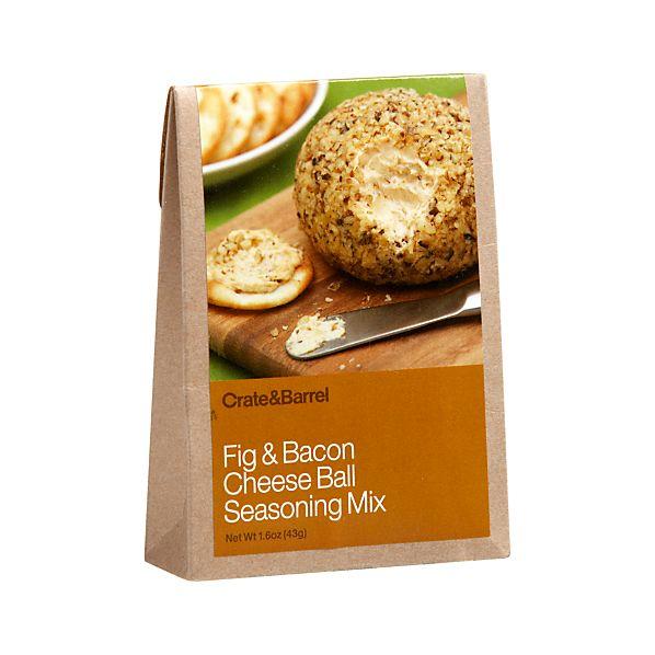 Fig & Bacon Cheese Ball Seasoning