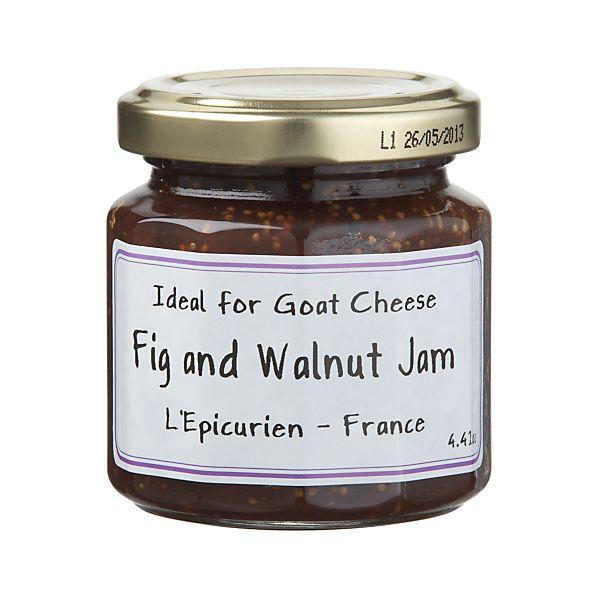 Fig & Walnut Jam