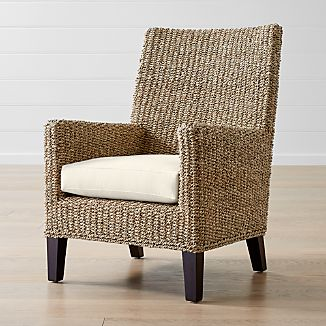 Woven Rattan Furniture Crate And Barrel