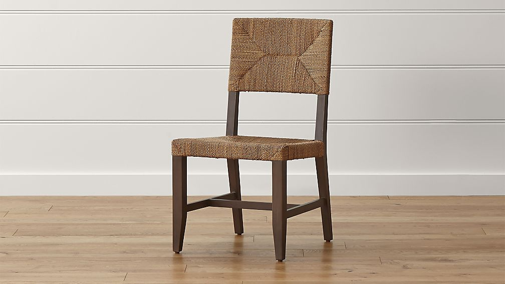 Fiji dining chair in chairs reviews crate and
