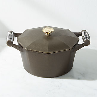 Finex ® 5-Quart Cast Iron Dutch Oven