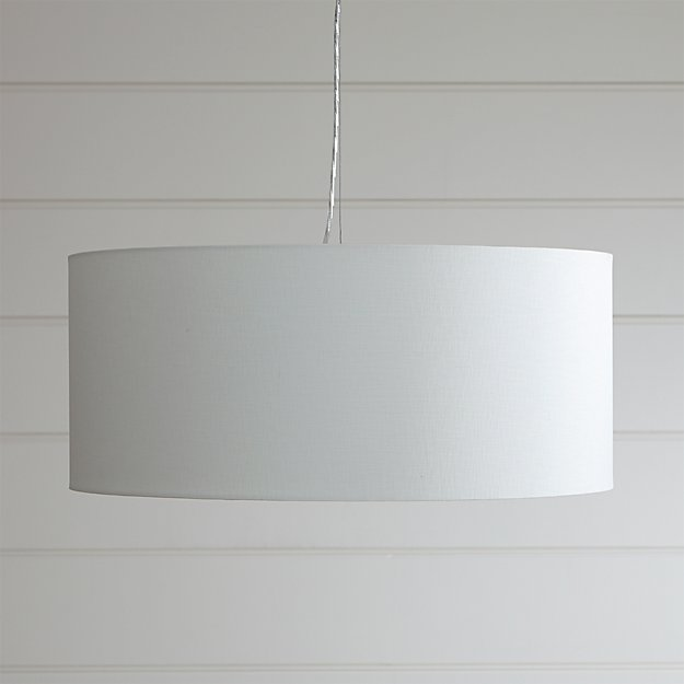 Finley large white pendant light crate and barrel finleylargewhitependantoffshf15 finleylargewhitependantonshf15 finleypendantlgwhiteav1f13 willow84sofabellamy20sqpillowfc18 finleylargependantlampsb14 mozeypictures