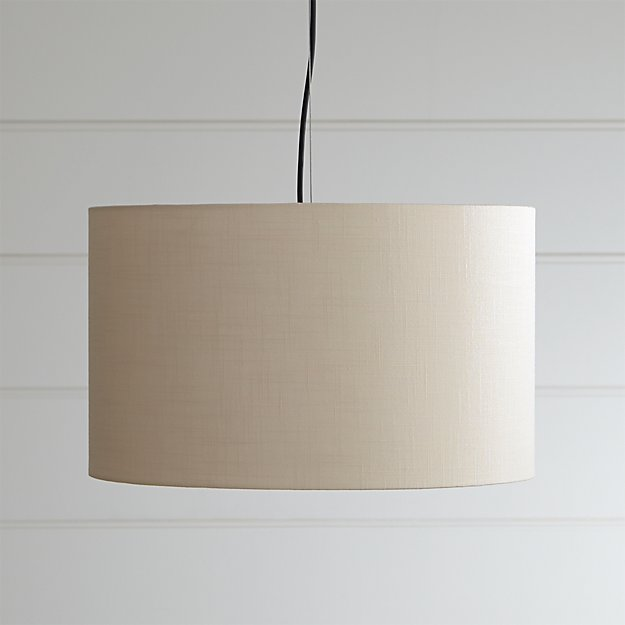 Finley Small Wheat Pendant Light Crate And Barrel