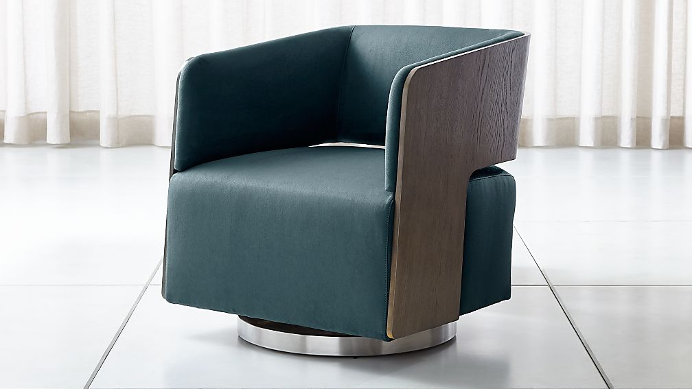 Finn Swivel Chair - Image 1 of 7