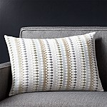 Fionn 22 x15  Pillow with Feather-Down Insert