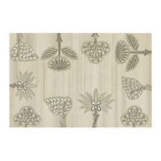 Fiore 6'x9' Wool-Blend Rug
