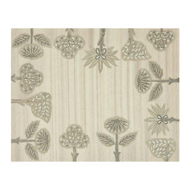 Fiore 8'x10' Wool-Blend Rug