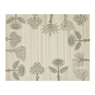 Fiore 8'x10' Wool-Blend Rug