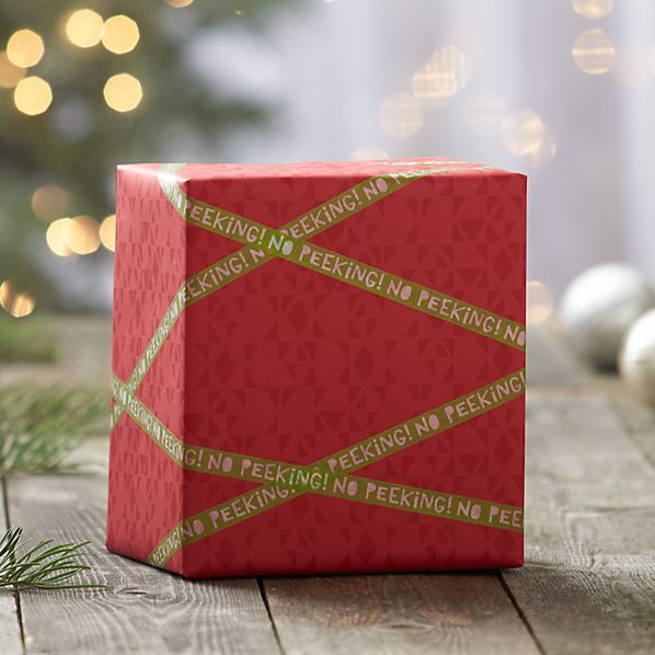 Flags Gift Wrap