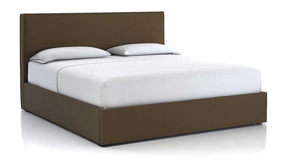 Flange King Bed Bark - Image 1 of 2