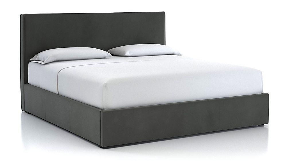 Flange King Bed Fog - Image 1 of 2
