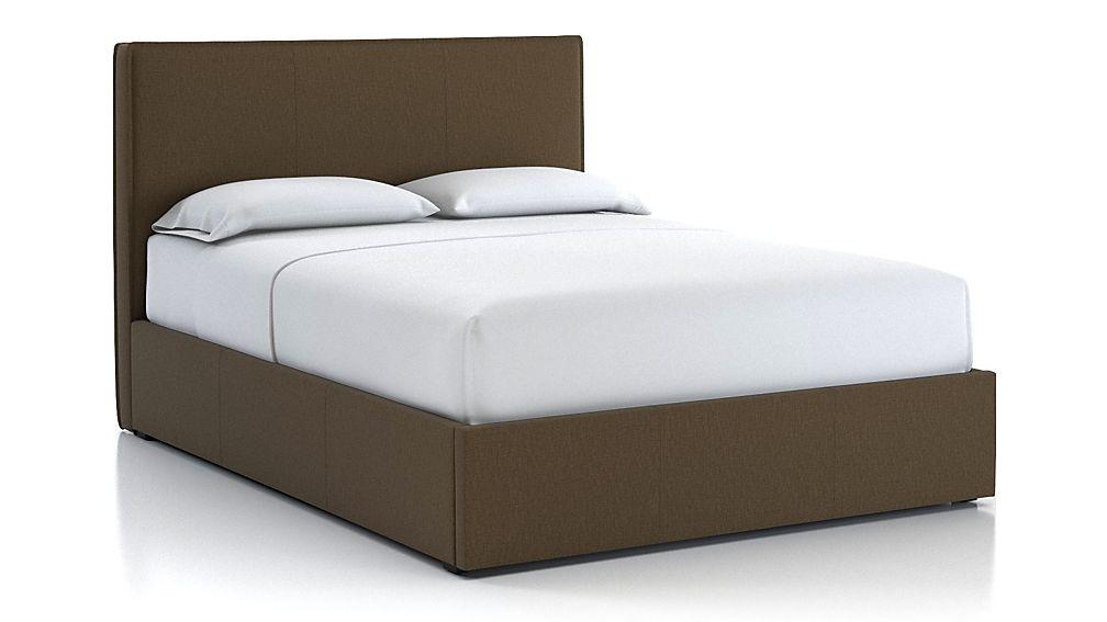 Flange Queen Bed Bark - Image 1 of 2