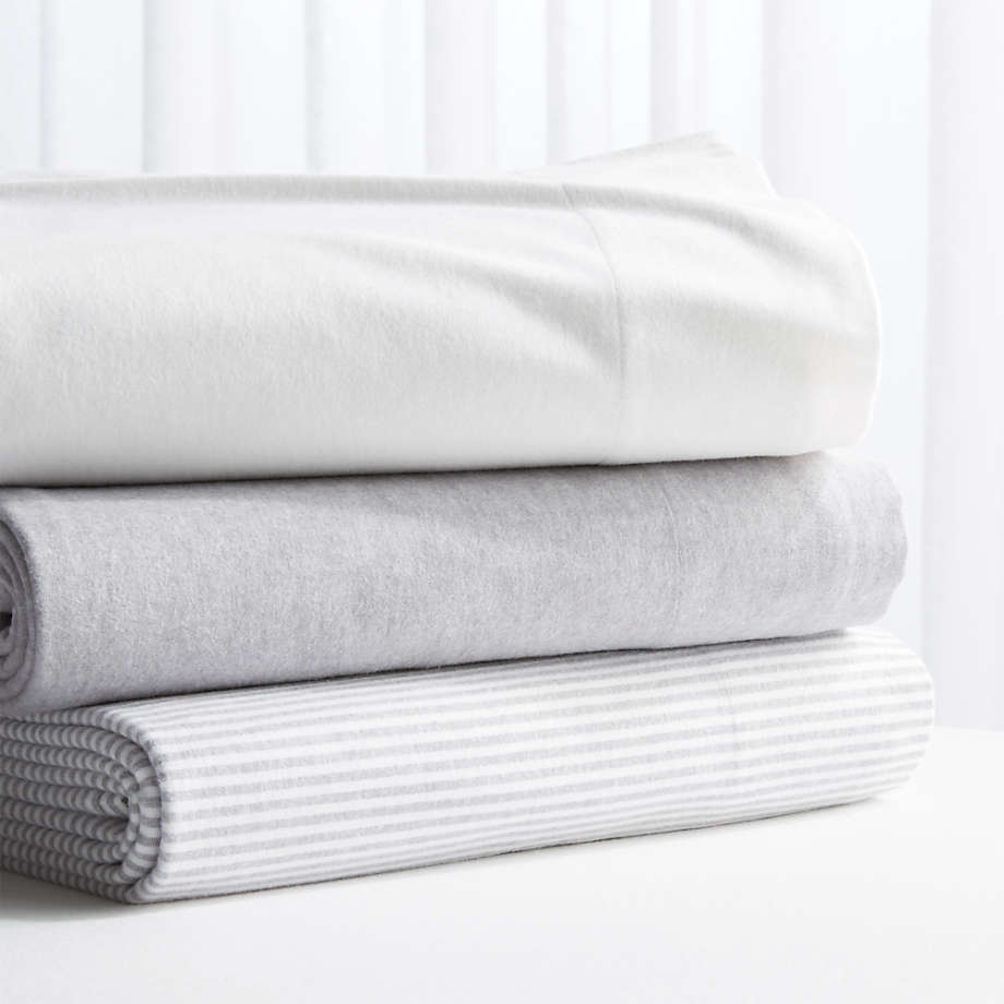Flannel Sheet Sets Crate And Barrel