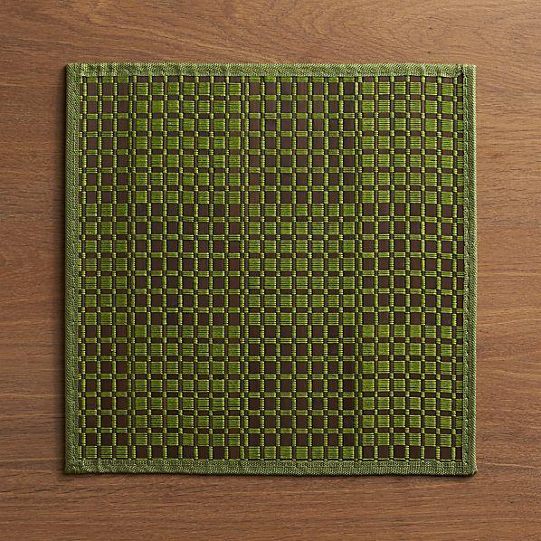 Flatts Green Placemat