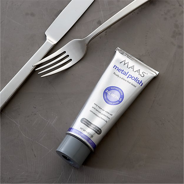 MAAS ® Flatware and Metal Polish