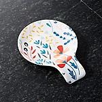 Fleur Flower Spoon Rest