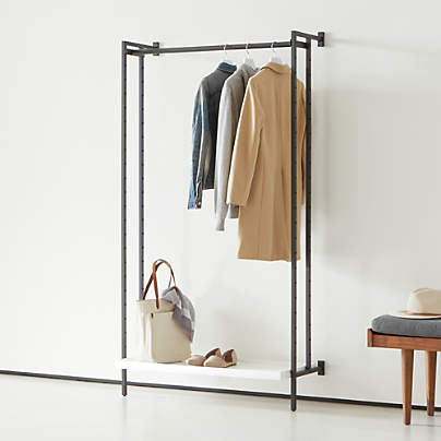 View testFlex Modular Clothing Rack