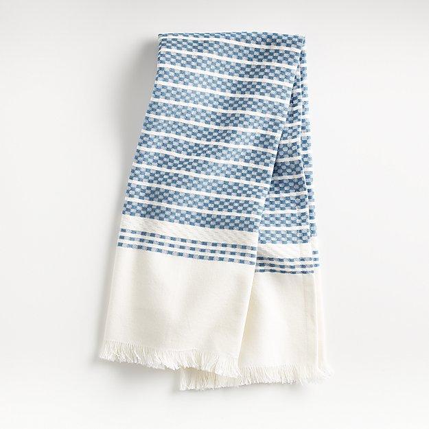Blue Flight Dish Towel - Image 1 of 4