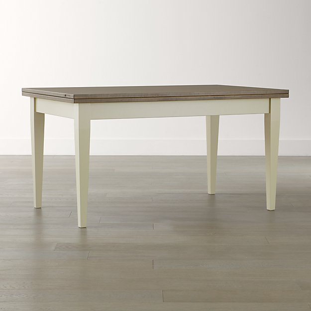 Flip Large Vamelie Dining Table Crate And Barrel