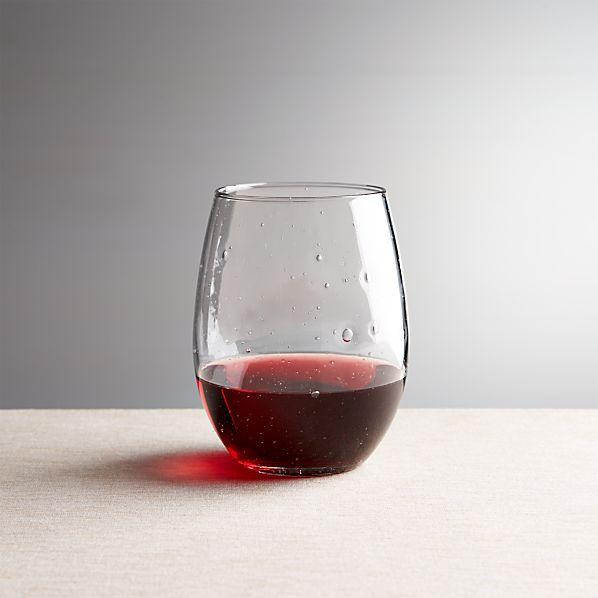 Flock Stemless Wine Glass