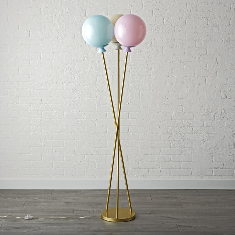 Balloon Floor Lamp Reviews Crate and Barrel