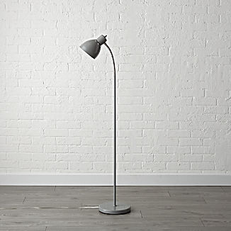 Adjustable Floor Lamps Crate And Barrel