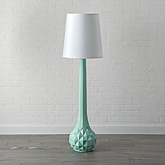 Genie Mint Floor Lamp Good Looking