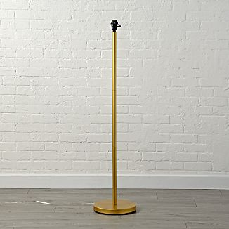 Floor lamp bases crate and barrel floor lamp bases aloadofball Images
